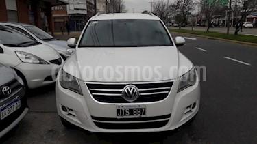 Foto venta Auto usado Volkswagen Tiguan 2.0 TSi Exclusive Aut (2011) color Blanco Candy precio $590.000