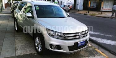 Foto venta Auto usado Volkswagen Tiguan 2.0 TSi Premium Aut (2013) color Gris Claro precio $592.000