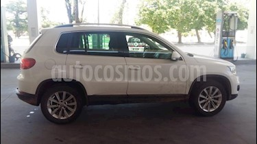 Volkswagen Tiguan 2.0 TSi Premium Aut usado (2013) color Blanco precio $890.000