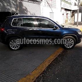 foto Volkswagen Tiguan 2.0 TSi Premium Aut usado (2013) color Azul precio $800.000