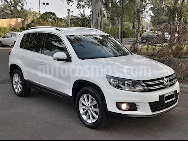Foto venta Auto usado Volkswagen Tiguan 2.0 TSi Sport & Style (2012) color Blanco precio $560.000