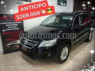 Foto venta Auto Usado Volkswagen Tiguan 2.0 TSi Sport & Style (2009) color Negro precio $269.000