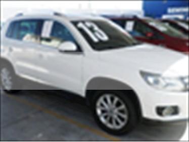Volkswagen Tiguan 5P TRACK & FUN 4 MOTION TIPTRONIC CLIMATRONIC PIE usado (2013) color Blanco precio $260,000