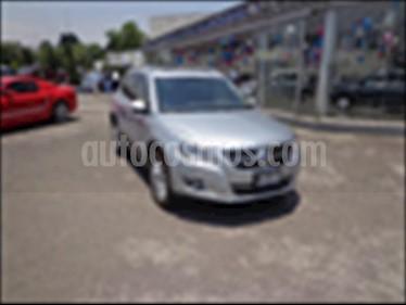 foto Volkswagen Tiguan 5P TRACK & FUN TIPTRONIC CLIMATRONIC Q/C PIEL usado (2010) color Plata precio $180,000