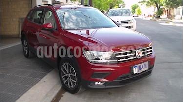 Volkswagen Tiguan Allspace 1.4 Trendline Aut usado (2018) color Rojo Rubi precio $1.824.900