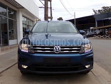 Foto venta Auto usado Volkswagen Tiguan Allspace 1.4 Trendline Aut (2019) color Azul precio $1.480.000