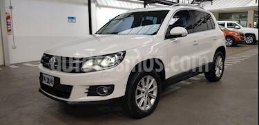 Volkswagen Tiguan 2.0 TSi Premium usado (2013) color Blanco Candy precio $1.100.000