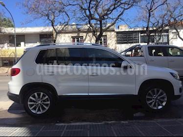 Volkswagen Tiguan 2.0 TDi Premium Aut usado (2013) color Blanco precio $1.200.000