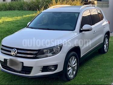 Volkswagen Tiguan 2.0 TSi Sport & Style usado (2013) color Blanco precio $1.000.000