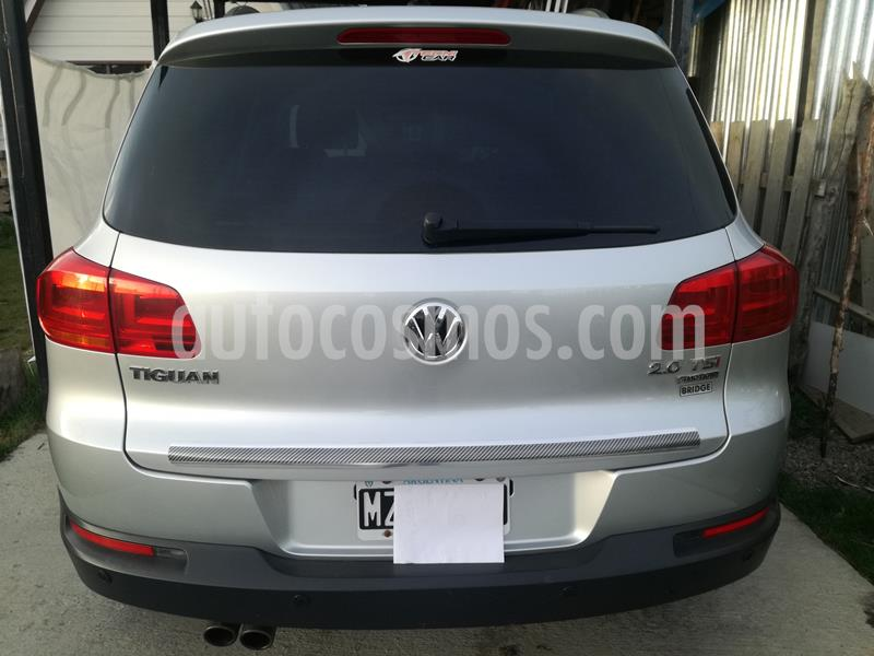 Volkswagen Tiguan 2.0 TSi Exclusive Aut usado (2013) color Gris precio $1.600.000