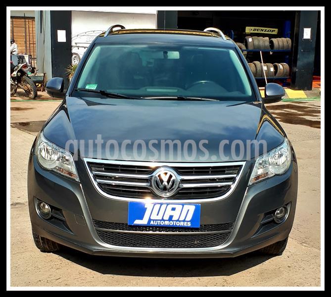 Volkswagen Tiguan 2.0 TSi Elegance usado (2011) color Gris Oscuro precio $1.650.000