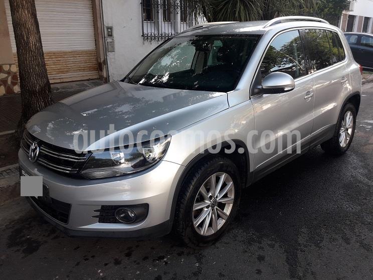 Volkswagen Tiguan 2.0 TSi Sport & Style usado (2012) color Plata Reflex precio $949.900