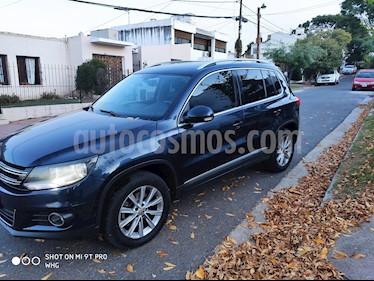 Volkswagen Tiguan 2.0 TSi Premium Aut usado (2014) color Azul precio $1.440.000
