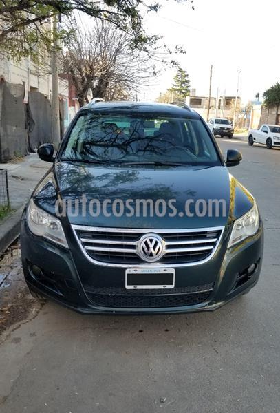 Volkswagen Tiguan 2.0 TSi Sport & Style Aut usado (2011) color Verde precio $990.000