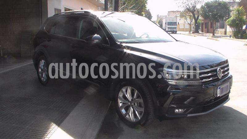 Volkswagen Tiguan Allspace 2.0 Comfortline Aut usado (2019) color Negro precio $4.999.900