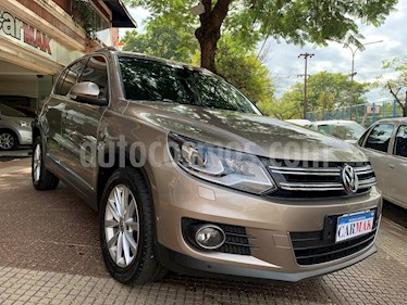 Volkswagen Tiguan 2.0 TSi Premium usado (2013) color Bronce precio $1.290.000