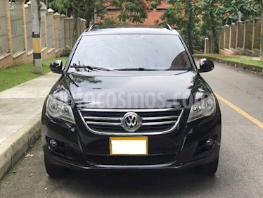 Volkswagen Tiguan Trend and Fun Aut usado (2009) color Negro precio $25.000.000