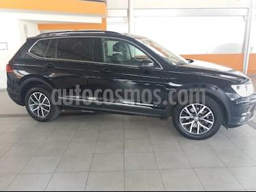 Foto venta Auto usado Volkswagen Tiguan Comfortline 5 Asientos Piel (2018) color Negro Profundo precio $429,000