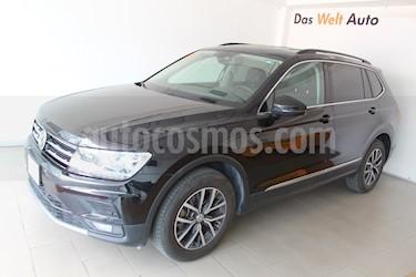 Foto venta Auto usado Volkswagen Tiguan Comfortline 5 Asientos Piel (2018) color Negro Profundo precio $445,000