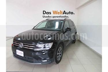 Foto Volkswagen Tiguan Comfortline 5 Asientos Piel usado (2018) color Negro precio $381,801