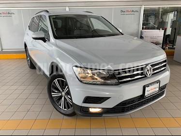 Foto venta Auto usado Volkswagen Tiguan Comfortline 5 Asientos Piel (2019) color Blanco precio $449,900