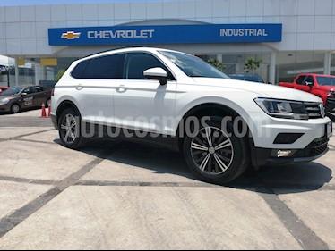 Foto venta Auto usado Volkswagen Tiguan Comfortline 5 Asientos Piel (2019) color Blanco precio $425,000