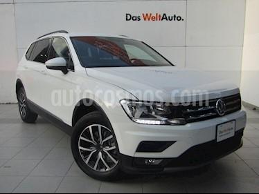 Foto venta Auto usado Volkswagen Tiguan Comfortline 5 Asientos Piel (2018) color Blanco precio $435,000