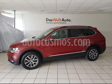 Foto venta Auto Seminuevo Volkswagen Tiguan Comfortline 5 Asientos Piel (2018) color Cereza Oscuro precio $449,900