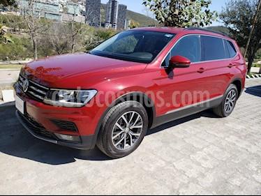 Foto venta Auto usado Volkswagen Tiguan Comfortline 5 Asientos Piel (2018) color Rojo precio $430,000