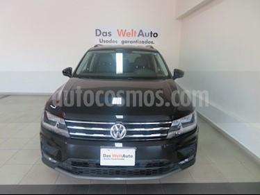Foto venta Auto usado Volkswagen Tiguan Comfortline 5 Asientos Piel (2018) color Negro Profundo precio $404,014