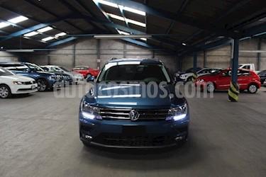 Foto venta Auto usado Volkswagen Tiguan Comfortline 5 Asientos Piel (2018) color Azul precio $398,000