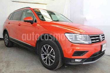 Foto venta Auto usado Volkswagen Tiguan Comfortline 5 Asientos Piel (2018) color Naranja precio $398,000