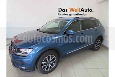 Foto venta Auto usado Volkswagen Tiguan Comfortline 5 Asientos Piel (2018) color Azul precio $381,801
