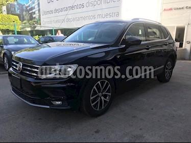 Foto venta Auto usado Volkswagen Tiguan Comfortline 5 Asientos Piel (2018) color Negro precio $399,000