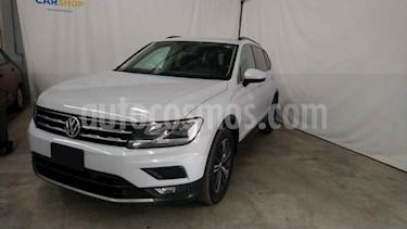 Foto venta Auto usado Volkswagen Tiguan Comfortline 5 Asientos Piel (2019) color Plata precio $399,900