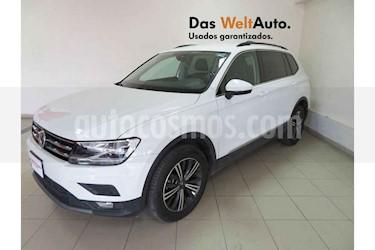 Foto Volkswagen Tiguan Comfortline 5 Asientos Piel usado (2019) color Blanco precio $423,180