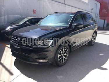 Foto venta Auto usado Volkswagen Tiguan Comfortline 7 Asientos Tela (2018) color Negro precio $400,000