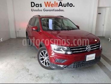 Foto venta Auto usado Volkswagen Tiguan Comfortline 7 Asientos Tela (2018) color Rojo precio $387,420