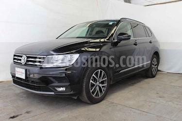 Foto venta Auto usado Volkswagen Tiguan Comfortline 7 Asientos Tela (2018) color Negro precio $398,000