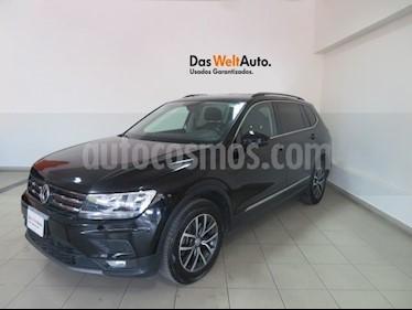 Foto venta Auto usado Volkswagen Tiguan Comfortline 7 Asientos Tela (2018) color Negro Profundo precio $393,025