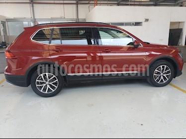 Foto venta Auto usado Volkswagen Tiguan Comfortline 7 Asientos Tela (2018) color Rojo precio $429,000
