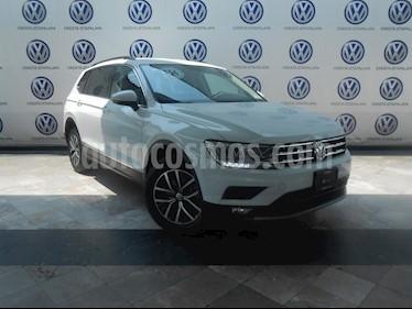 Foto venta Auto usado Volkswagen Tiguan Comfortline 7 Asientos Tela (2018) color Blanco precio $479,000