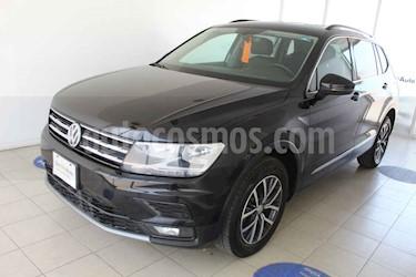 Volkswagen Tiguan Comfortline 7 Asientos Tela usado (2018) color Negro precio $380,000