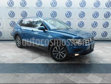 Foto venta Auto Seminuevo Volkswagen Tiguan Comfortline 7 Asientos Tela (2018) color Azul precio $429,000