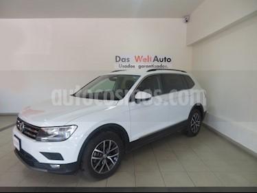 Foto venta Auto usado Volkswagen Tiguan Comfortline 7 Asientos Tela (2018) color Blanco precio $380,931