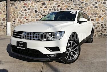 Volkswagen Tiguan Comfortline 7 Asientos Tela usado (2019) color Blanco precio $399,000