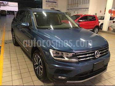 Foto venta Auto usado Volkswagen Tiguan Comfortline 7 Asientos Tela (2018) color Azul precio $339,600