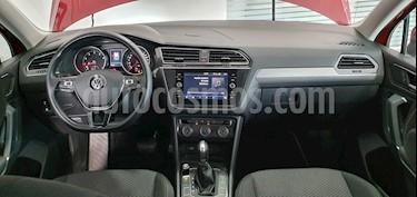 Foto venta Auto usado Volkswagen Tiguan Comfortline 7 Asientos Tela (2018) color Rojo Rubi precio $429,000
