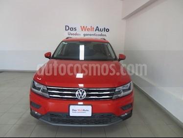 Foto venta Auto usado Volkswagen Tiguan Comfortline (2018) color Naranja precio $375,576