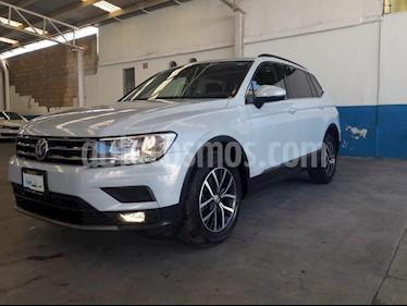 Foto venta Auto usado Volkswagen Tiguan Comfortline (2018) color Blanco precio $348,000